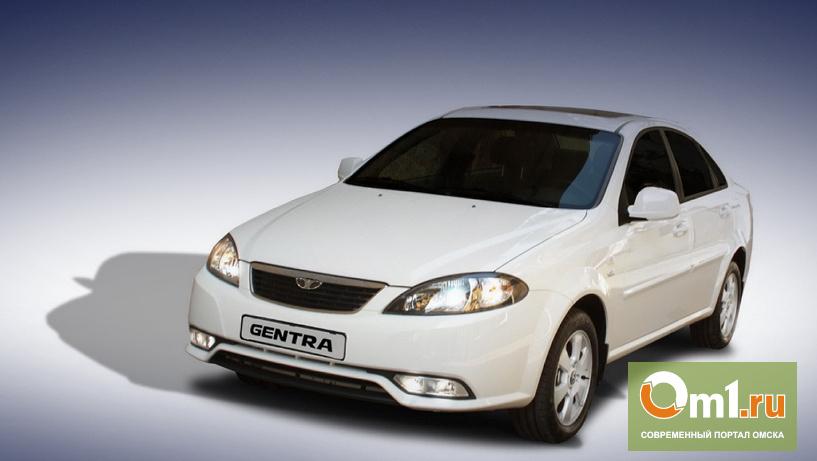 Омичам представят новый автомобиль С-класса Gentra
