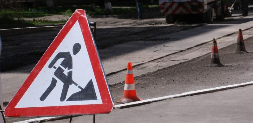 Ремонт дороги на 2-й Солнечной проводился с нарушениями