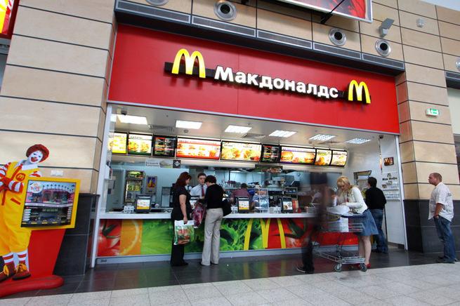 Сегодня может открыться первый омский «Макдоналдс»