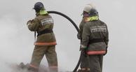 В Омске за ночь сгорели Toyota и Lexus