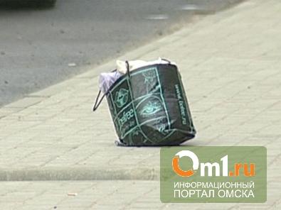Житель Новосибирска заложил «бомбу» в омском троллейбусе