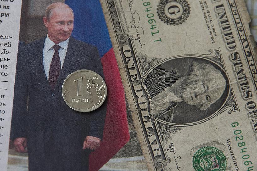 США заблокировали счета банков друзей Путина на 637 млн долларов