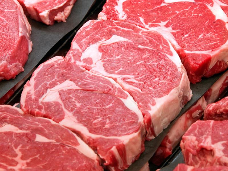 В Омск не пустили 200 кг бразильского мяса