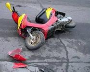 В Омске 13-летний школьник на мокике сбил 63-летнюю пенсионерку