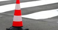 В авариях в Омске пострадали 12-летняя девочка и 4-летний мальчик