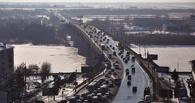 В Омске с Ленинградского моста снова можно поворачивать на Маркса
