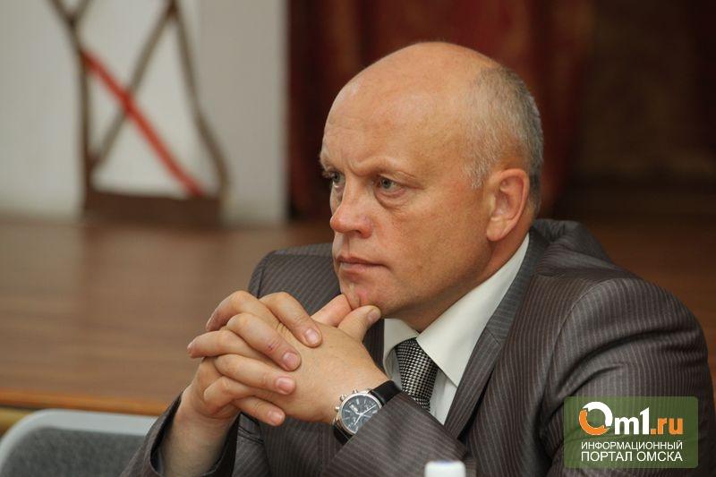 Омский губернатор пообещал не удерживать плохих министров