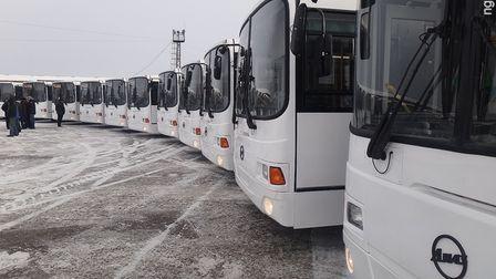 В Омске появится 9 новых автобусных маршрутов