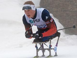 Омич Григорий Мурыгин взял третью медаль на Паралимпиаде