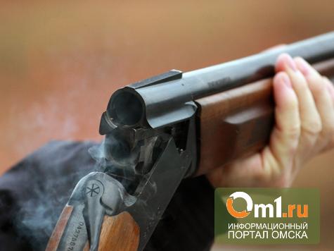 Омич застрелился из охотничьего ружья после ссоры с женой