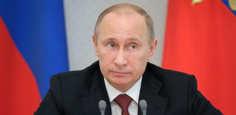 В Москве пройдет большая пресс-конференция Путина