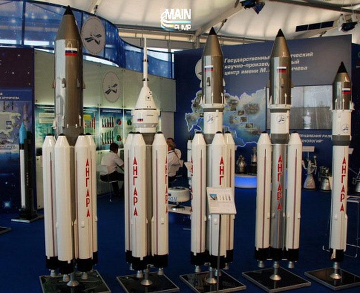 Виктор Назаров поздравил специалистов ПО «Полёт» с запуском новой ракеты-носителя «Ангара»