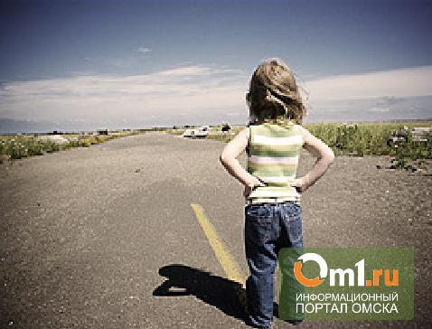 В Омске водитель иномарки сбил 6-летнюю девочку