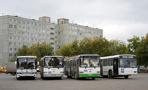 Омские муниципальные автобусы начали сдавать в аренду частникам