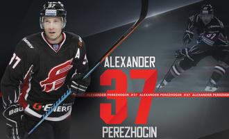 Пережогин впервые в истории «Авангарда» набрал 300 очков в КХЛ