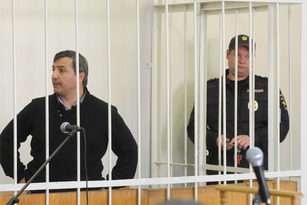 Соседом Гамбурга по камере в СИЗО стал экс-министр Александр Стерлягов
