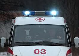 В центре Омска иномарка на буксире сбила пешехода