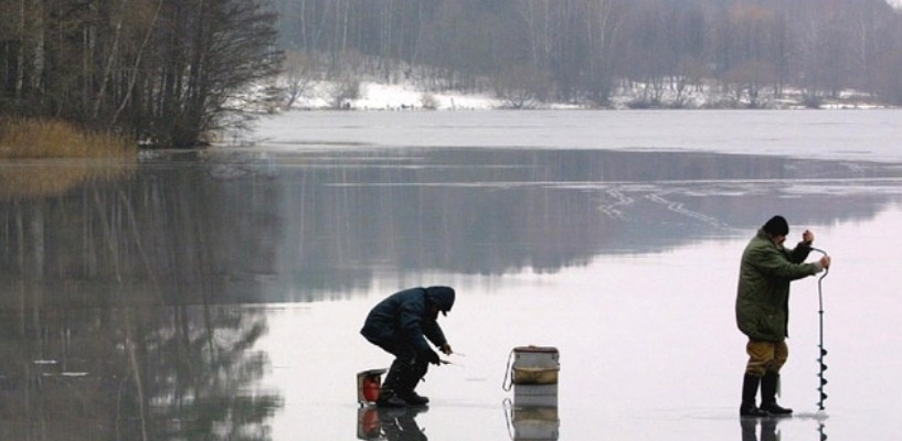 Омские спасатели будут ловить любителей тонкого льда