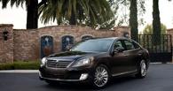 Сим-сим: багажник флагмана Hyundai будет открываться сам