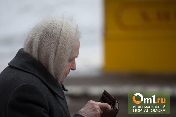 В Омске две воровки украли у бабушки деньги, отложенные на рождение внука
