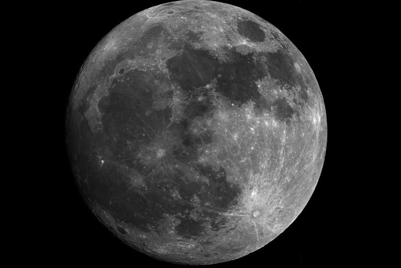 Ученые предложили перенести промышленность на Луну