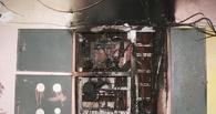 В Омске из-за возгорания электрощитов произошло два пожара