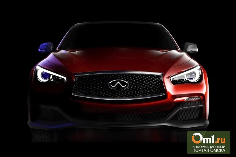 Infiniti представит самую мощную версию седана Q50 в январе