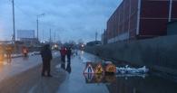 В Омске вновь открыли движение по затопленным дорогам
