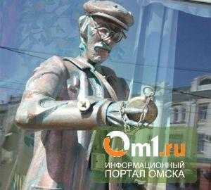 В Омске появилась «голливудская звезда»