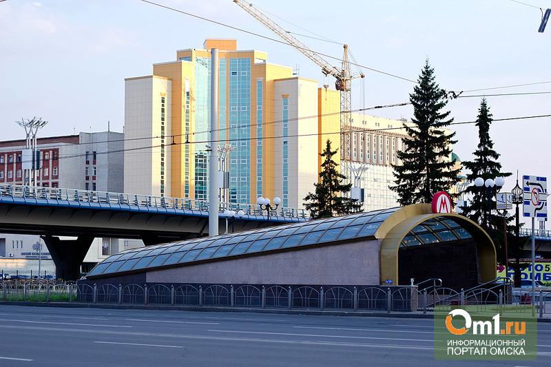 Назаров сводил Слюняева на стройку нового корпуса ОмГУ