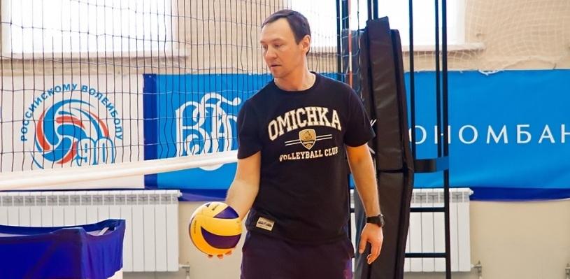 Тренер омской команды «Омичка» станет судьей на Олимпийских играх в Бразилии