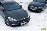 Корейская диаспора: выбираем между KIA Quoris и Hyundai Genesis