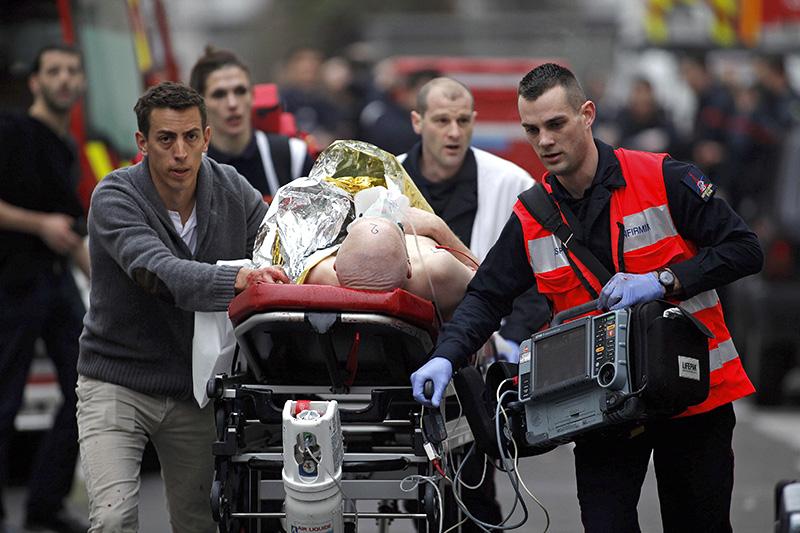 Страна в ужасе: «Аль-Каида» пообещала Франции череду терактов