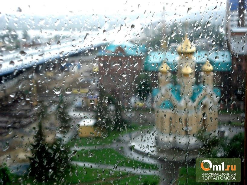 Выходные в Омске начнутся с похолодания