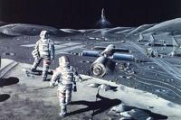 Россия построит обитаемую базу на Луне