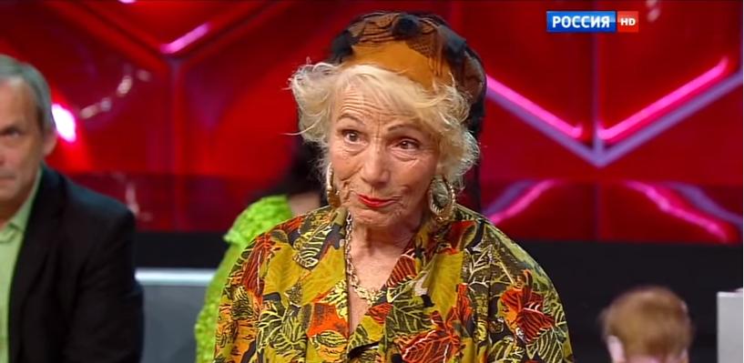 Пожилая модель из Омска снялась в программе на тему «Родила в 66 лет»
