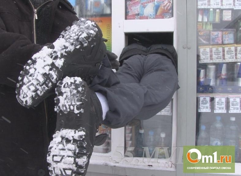 Для поимки серийных грабителей в Омске пришлось вводить план «Перехват»
