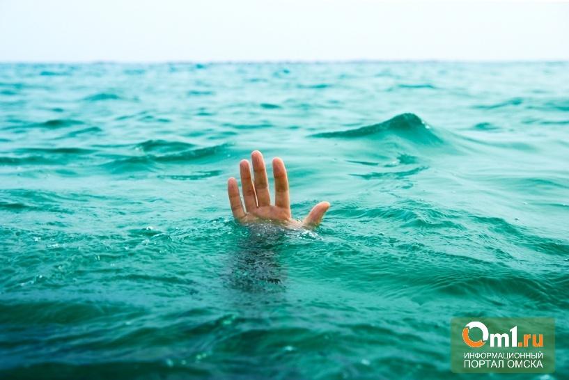 Пьяного омича, чуть не утонувшего в Иртыше, спасли у Советского пляжа