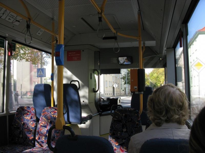 В Омске изменится автобусный