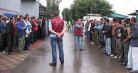 Из Омска с начала года выдворили около 200 нелегальных мигрантов