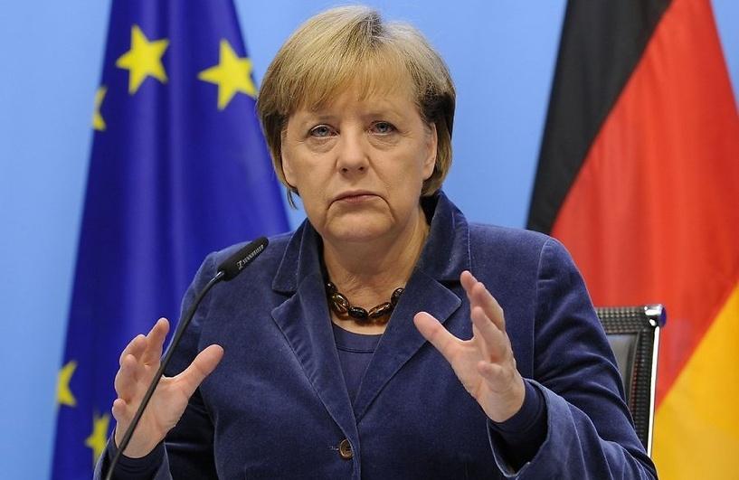 Ангела Меркель поддержала создание зоны свободной торговли с Россией