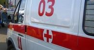 На Левом берегу Омска под колеса иномарки попала 9-летняя девочка