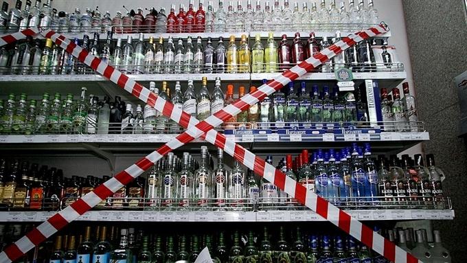 В Омске из незаконного оборота изъято более 9 тысяч единиц алкоголя
