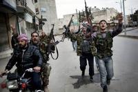 Сирийские повстанцы выдвинули ультиматум России и Ливану