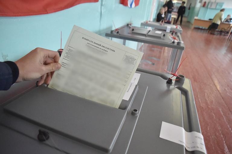 Выборы в Омской области начались без нарушений
