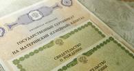 Путин предложил продлить программу материнского капитала еще на два года