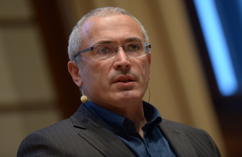 Михаил Ходорковский: Отношения России и Запада не наладятся, пока Путин у власти