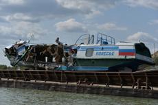 В Омске наградили ликвидаторов последствий трагедии на «Полесье-8»