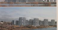 Безымянный микрорайон на Красном пути в Омске построят за 3-4 года