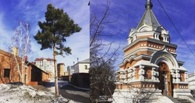 Во время своего визита в Омск Светлана Сурганова погуляла по городу